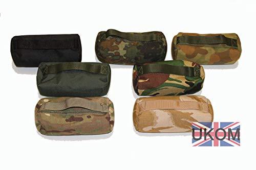 UKOM Sniper Bean Bag - Shooters Bag/Rest (Olive Green)