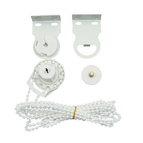 LIOOBO Componenti per Catene per Tende a Rullo Tendine per Tende a Rullo Tendine per Catena Perline Frizione Staffa Connettori