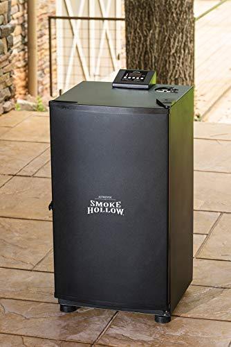 Masterbuilt Smoke Hollow SH19079518 Digital Electric Smoker, Black