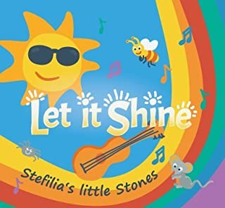 Children's Music CD Let it Shine -Educates, Entertains, Inspires - Fun Music for Little Ones- Adults will LOVE too- Guaranteed, Great Stocking Stuffer, Perfect Holiday Gift