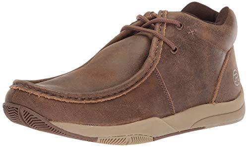 ROPER Zapatos de Senderismo para Hombre, Color Carne, Color Marrón, Talla 40 EU