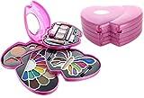 ETA Pink Double Heart Glamour Girl Makeup Color Kit BR