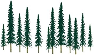 "JTT Scenery Products Super Scenic Series: Conifer, 6"" to 10"" Height"