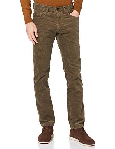 camel active Herren 488315452332 Jeans, Green, 36/32
