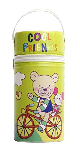 Rotho Babydesign Cool amis isolé Traveller Box pour bouteilles à goulot large