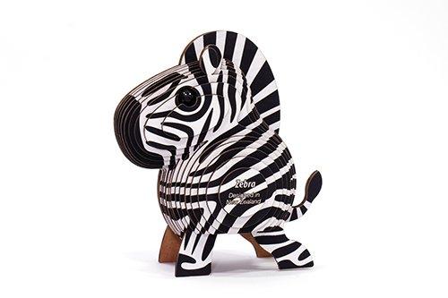 Dodo Land 61122–Puzzle eugy–Zebra