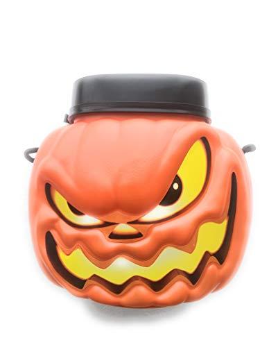 Calabaza Con Chuches Para Halloween - Vidal Golosinas