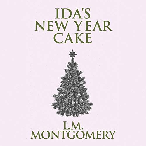 Ida's New Year Cake audiobook cover art