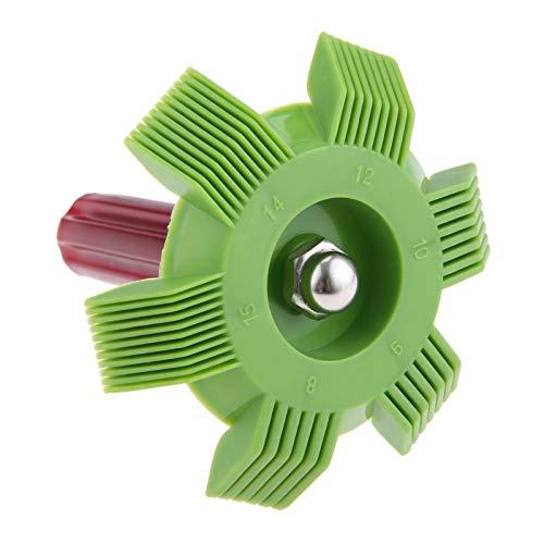 Fin Straightener Car Automotive Refrigeration A/C Condenser Radiator Plastic Fin Straightener Cleaner for Cleaning Radiator Evaporator