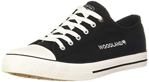Woodland Men's Sneakers (GC 3159418C_Black)