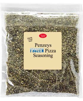 Amazon Com Frozen Pizza Seasoning By Penzeys Spices 1 8 Oz 1 Cup Bag Grocery Gourmet Food