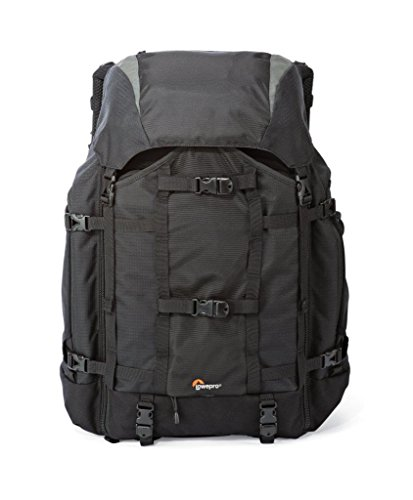 Lowepro LP36775 Trekker 450 AW Camera Backpack - Large Capacity Backpacking Bag for All Your Gear,Black