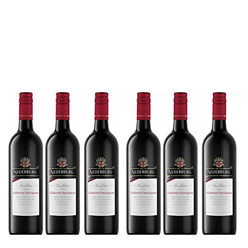 Rotwein Südafrika Cabernet Sauvignon Nederburg trocken (6x0,75l)