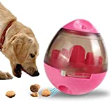Boule de nourriture pour animaux domestiques, gobelet pour dresser les chats et les chiens, distributeur de nourriture en forme de gobelet, meilleure alternative à l'alimentation des bols