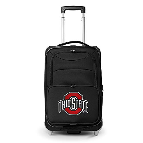 Denco NCAA Ohio State Buckeyes 21-inch Carry-On Luggage