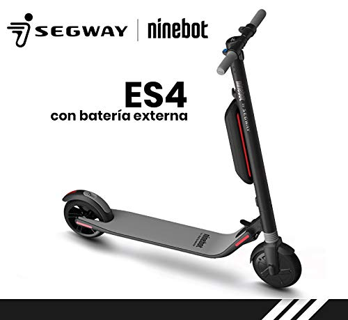 Ninebot by Segway Kickscooter ES4 patinete eléctrico