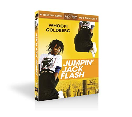 Jumpin' jack flash [Blu-ray] [FR Import]