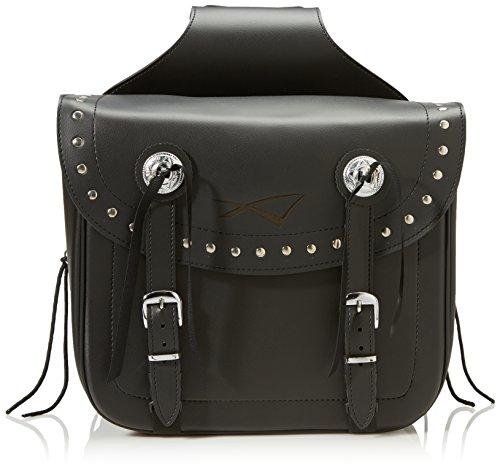 A-Pro Custom Motorcycle Biker REN Forced Saddle Bag Luggage Chopper Saddle Bags
