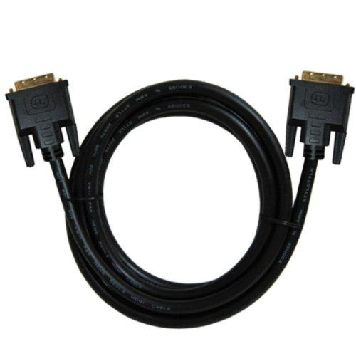 DVI-D Kabel 24+1 polig DUAL LINK 2m [Elektronik]