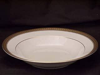 Mikasa Palatial Gold #L3234 Rim Soup Bowls