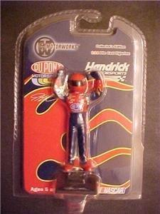 Jeff Gordon 1:24 Die Cast Figurine by Hendrick Motorsports