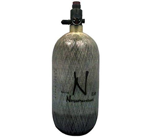 Ninja Paintball Carbon Fiber HPA 4500psi...