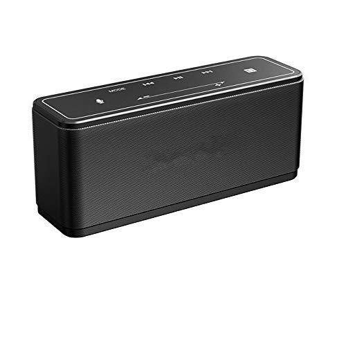 Estéreo Inalámbrico Portátil Tronsmart Mega Bluetooth 5.0 Altavoz 40w Altavoz Portátil Colum Touch Control Soporte De Barra De Sonido Asistente De Voz NFC TWS Microsd