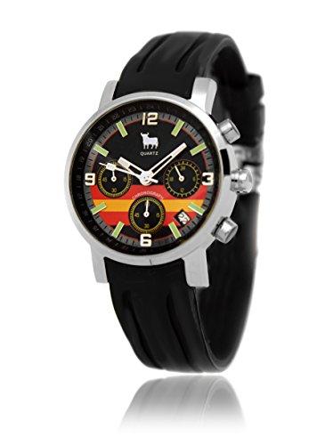 Toro Watch Reloj con Movimiento japonés Raices TO-1178...