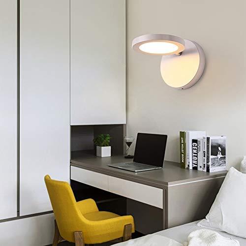 LED wandlamp draaibaar Scandinavische lamp leeslamp bedlampje slaapkamer hal gang
