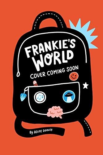 Frankie's World: A two-colour graphic novel about standing-out and fitting-in when you feel different. Perfect for fans of Raina Telgemeier: 1
