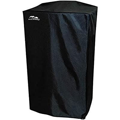Masterbuilt Electric Smoker Cover for Masterbuilt 40-Inch Electric Smoker, Smoker Grill Cover Heavy Duty Waterproof (23.2 x 16.9 x 38.6 inch) …