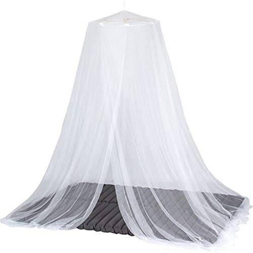 zrshygs Baby Bed Mosquito Mesh Tent Dome Hanging Canopy Insect Protection Curtain Children Room Decoration for Indoor Outdoor