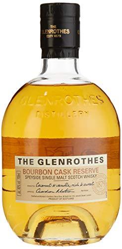 The Glenrothes Bourbon Cask Reserve Speyside Single Malt Scotch Whisky (1 x 0.7 l)