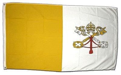 Flagge Vatikan - 90 x 150 cm [Misc.]