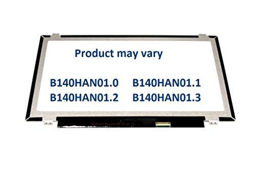 "AU OPTRONICS B140HAN01.1 B140HAN01.2 B140HAN01.3  Compatible  LAPTOP LCD SCREEN 14.0"" (Full-HD DIODE )"