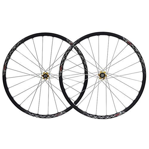 Accesorio de bicicleta de ejes de liberación rápid MTB Rueda de ciclismo de 26 pulgadas de ruedas de ruedas de ruedas CNC RIMS 559X20 Ruedas de la bicicleta de montaña de la montaña de la montaña SELL