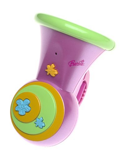 Barbie Voice Record Horn