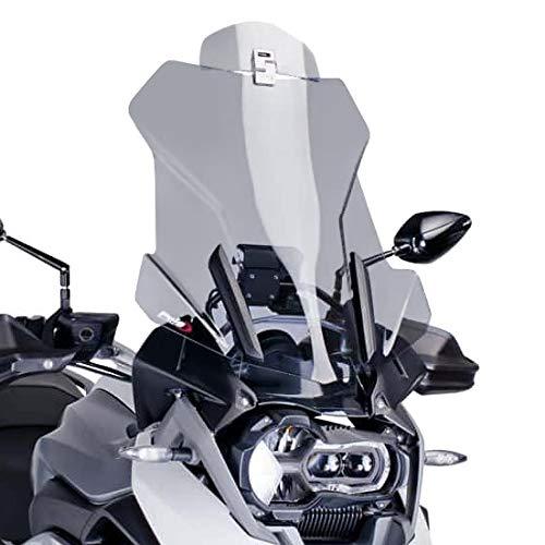 Visera multiregulable para BMW F 800 GS Adventure Puig Clip-On Spoiler ahumado