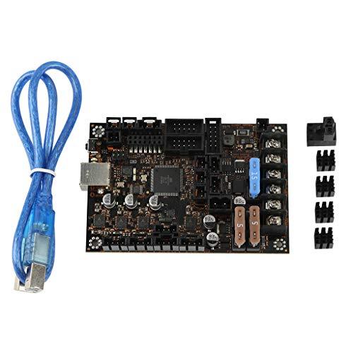 MagiDeal Einsy Rambo 1.1b Motherboard + TMC2130 Stepper Drivers for Prusa I3 MK3 MK3S