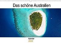 Das schoene Australien (Wandkalender 2022 DIN A3 quer): Es ist Zeit fuer Australien - Down Under ruft! Goennen Sie sich spannende Eindruecke und Szenen! (Geburtstagskalender, 14 Seiten )