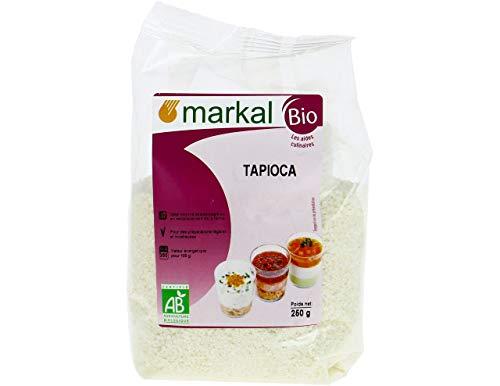 Tapioka Perlen Bio (Tapiokastärke) | 250g | Markal