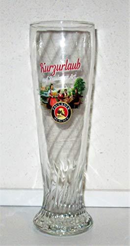 Paulaner / Weißbierglas / Gläser / Edition -