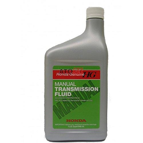 Honda Manual Transmission Fluid 0.946 L