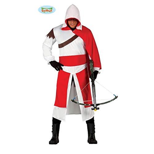 Guirca 80795 Mercenario Adulte Taille L 52-54