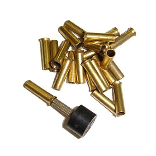 Reduzierhülsen (Reparaturhülsen) für Stiftflecken - 20 Paar Set