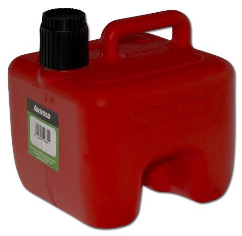 Arnold Kraftstoffkanister mit Ausgießer, 3 L 6011-X1-7006