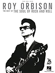 Roy orbison- the best of the soul of rock and roll piano, voix, guitare