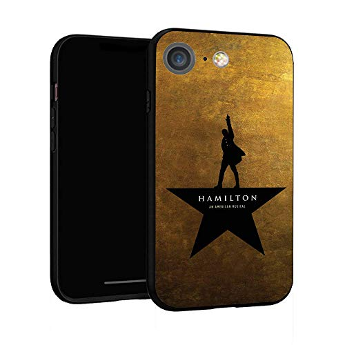 iPhone 7 Case 8 Case 4.7',Case Cover for iPhone 7/8 (Hamilton-2)