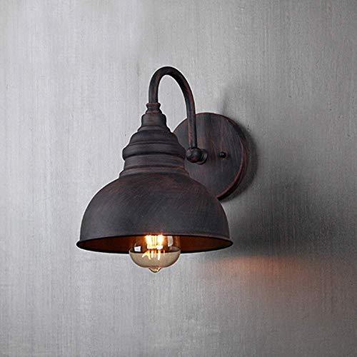 Mkj Sconce Aisle Lampen Mirror voorlampen Corridor-lampen industriële vintage metaal wandlampen buitenverlichting Sonce E27 waterdicht creatief loft tuinlampen trap