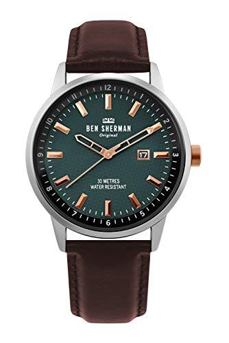 Ben Sherman Armbanduhr WB030NT